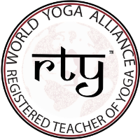 Registered Teacher of Yoga - World Yoga Alliance